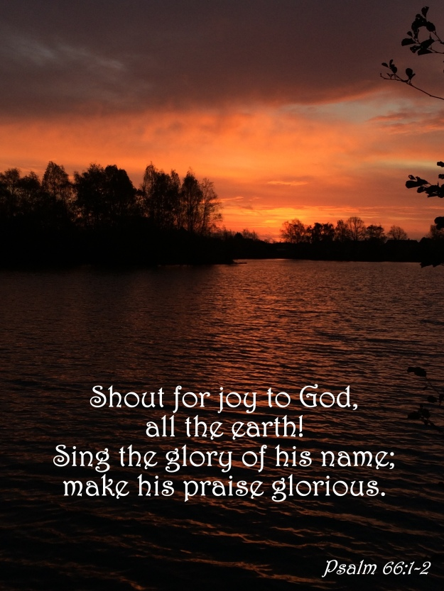 Psalm 66:1-2