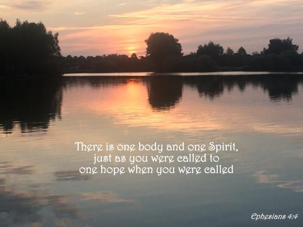 Ephesians 4:4