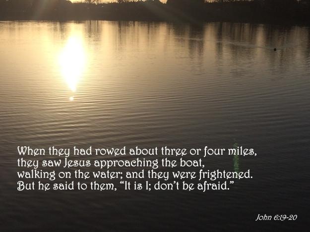 John 6:19-20