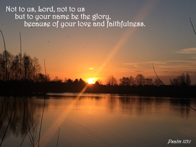 Psalm 115:1