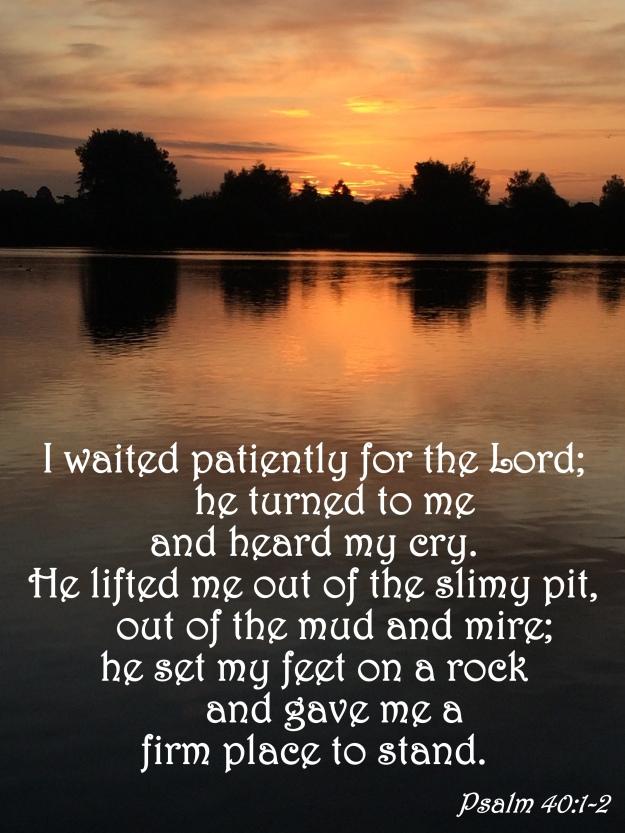 Psalm 40:1-2