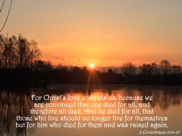 2 Corinthians 5:14-15