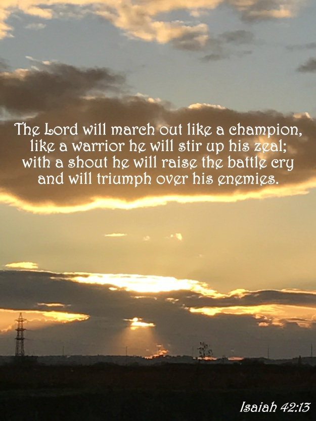 Isaiah 42:13