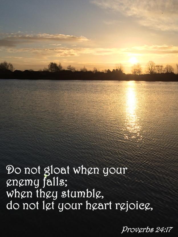 Proverbs 24:17