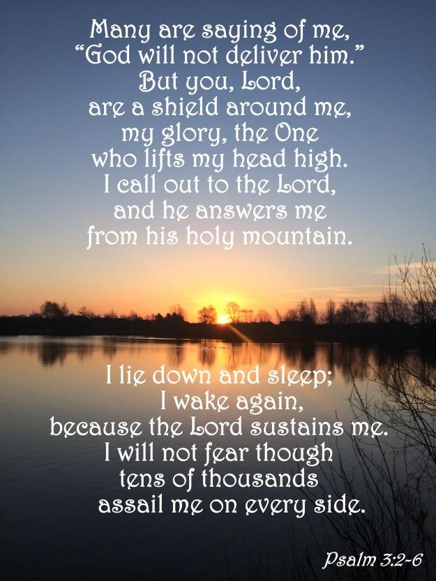 Psalm 3:2-6