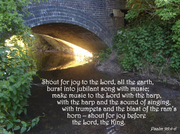 Psalm 98:4-6