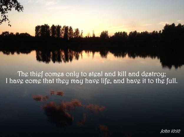 John 10:10