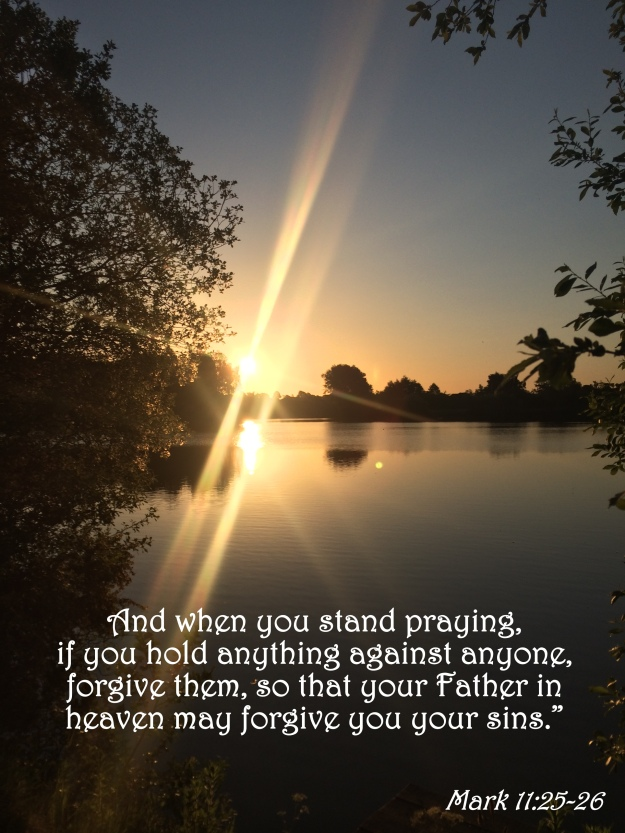 Mark 11:25-26