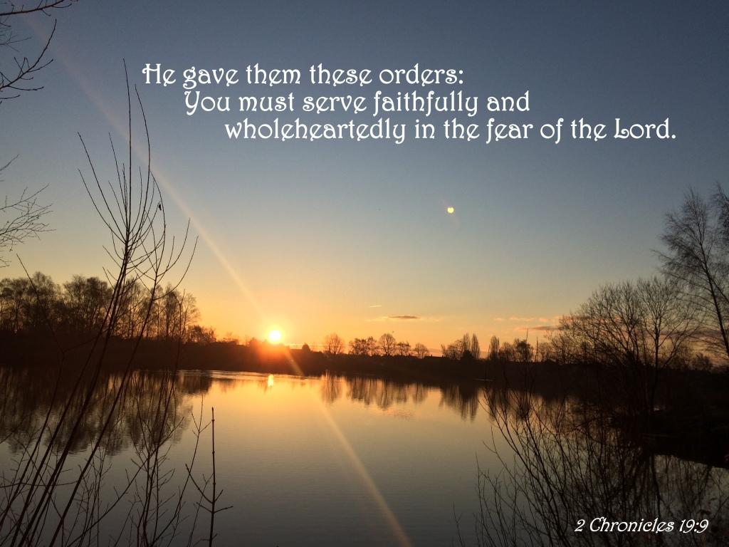 2 Chronicles 19:9