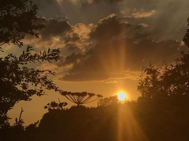 Sunset 18-06-17 No 1