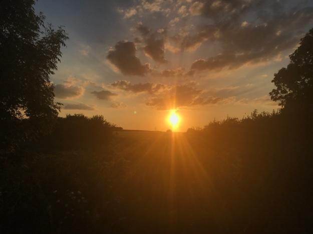 Sunset 18-06-17 No 2