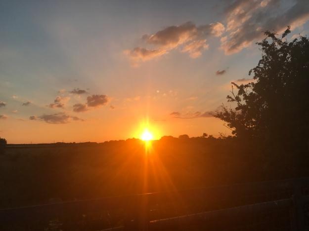 Sunset 18-06-17 No 3