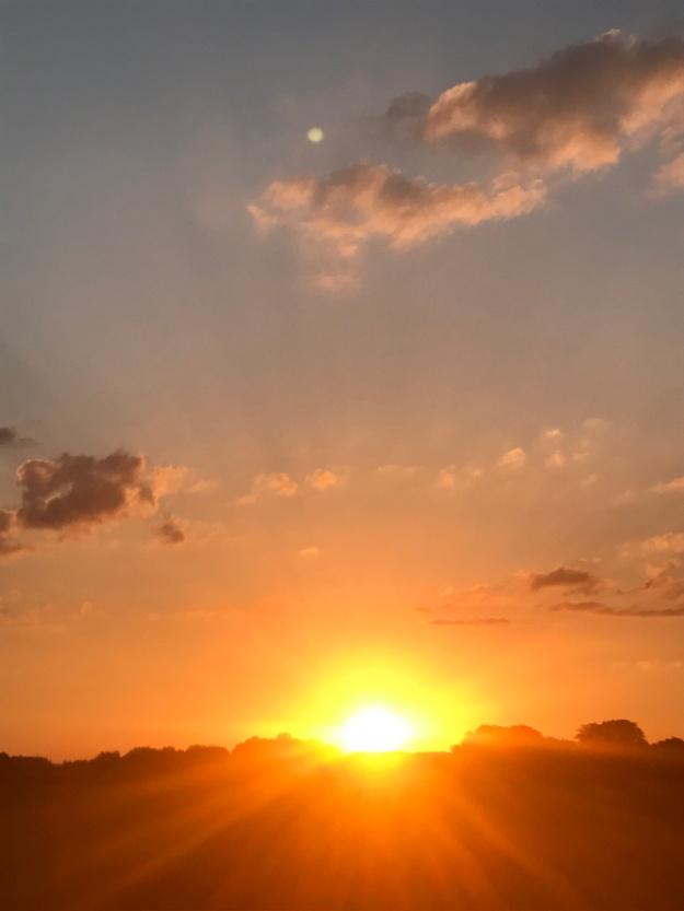 Sunset 18-06-17 No 4