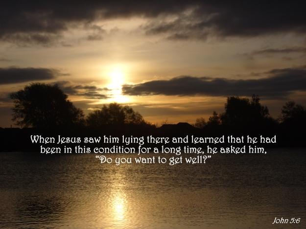 John 5:6