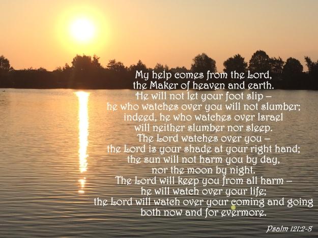 Psalm 121:2-8