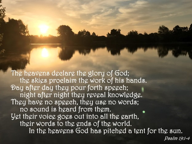 Psalm 19:1-4