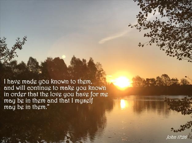 John 17:26