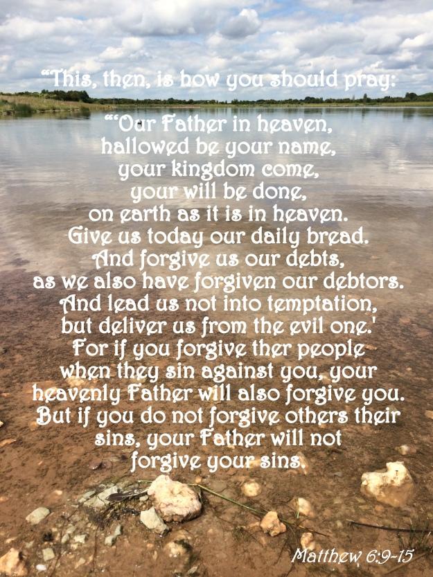 Matthew 6:9-15