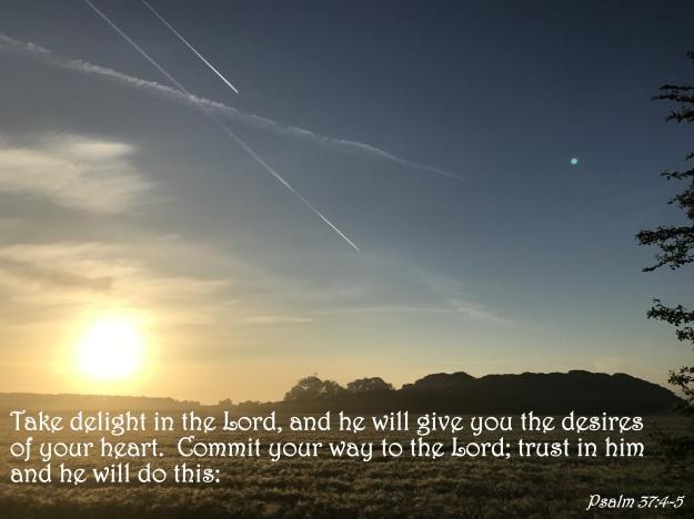 Psalm 37:4-5