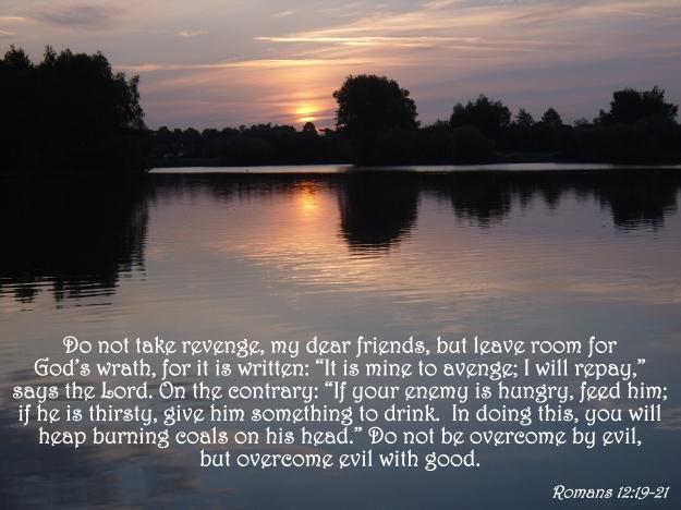 Romans 12:19-21