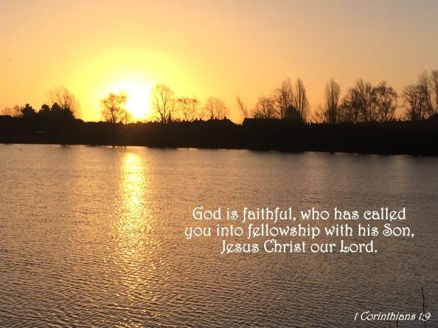 1 Corinthians 1:9