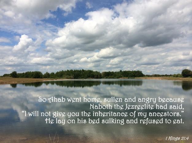 1 Kings 21:4