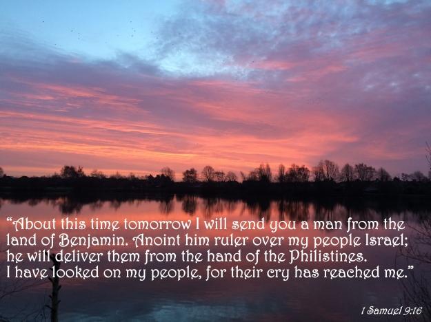 1 Samuel 9:16