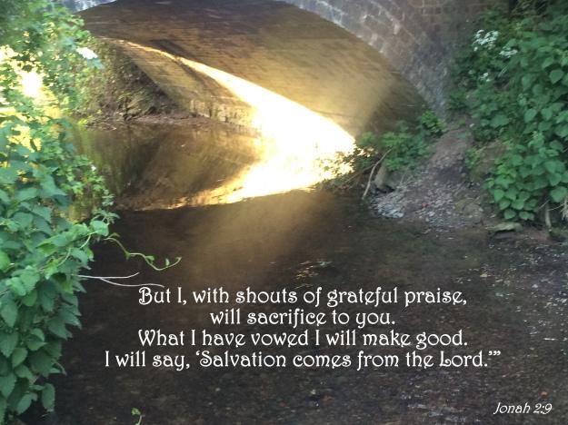 Jonah 2:9