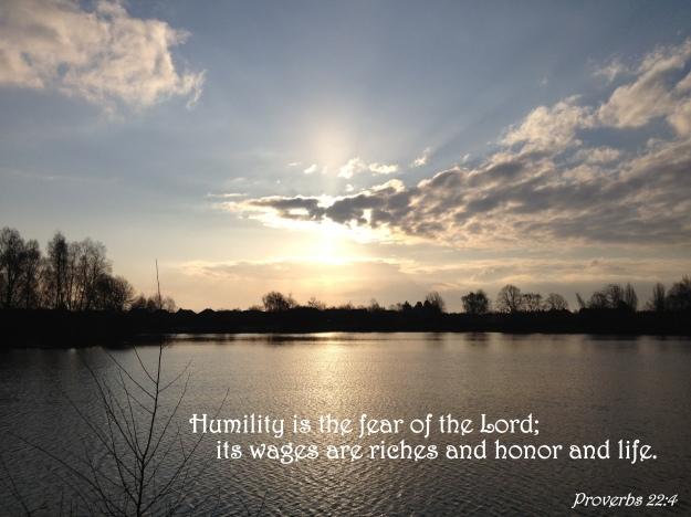 Proverbs 22:4