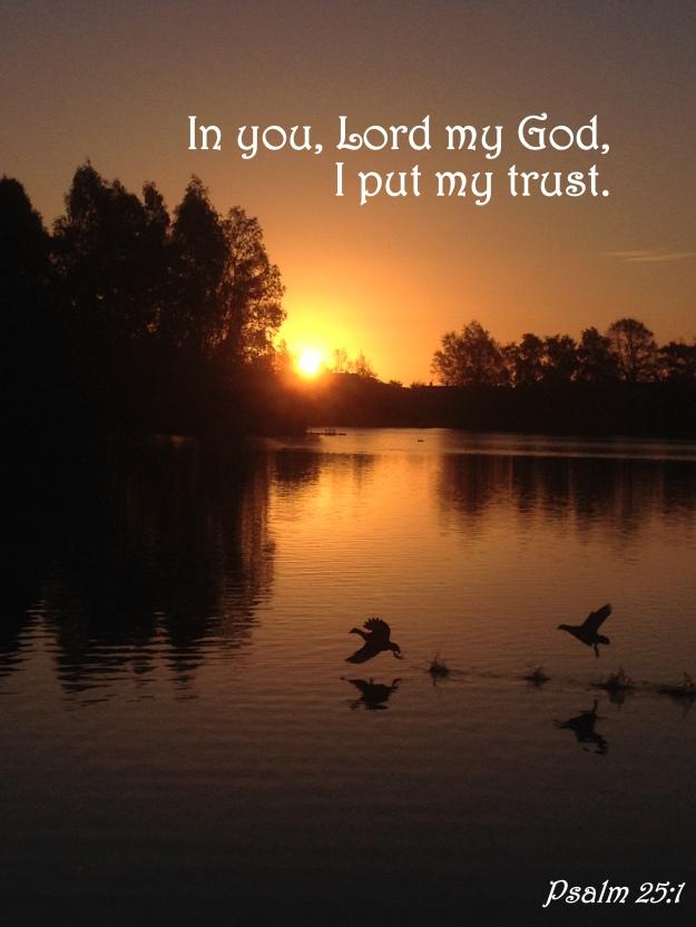Psalm 25:1