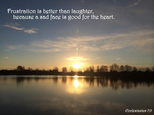 Ecclesiastes 7:3