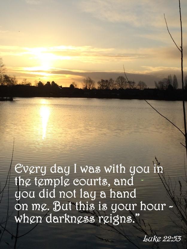 Luke 22:53