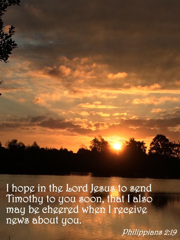 Philippians 2:19