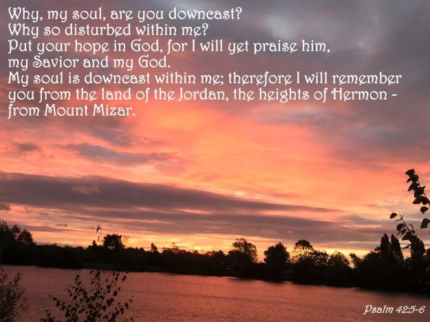 Psalm 42:5-6