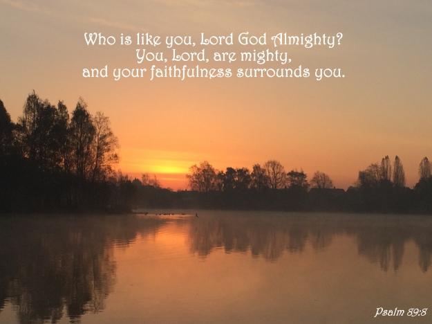 Psalm 89:8