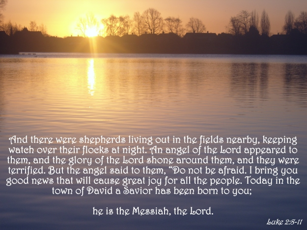 Luke 2:8-11