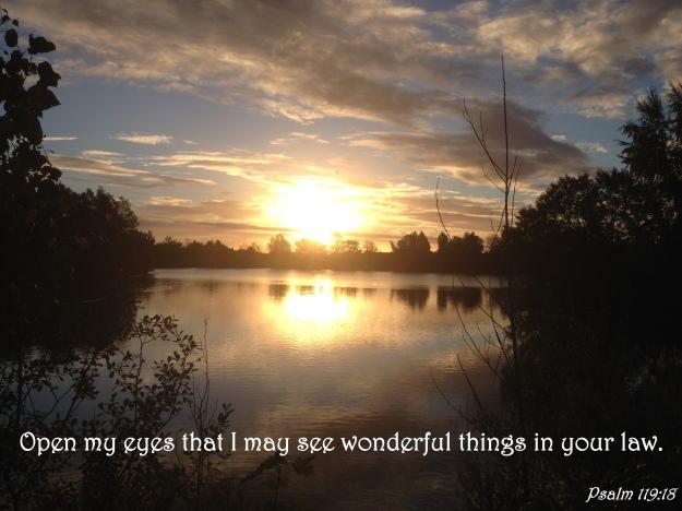 Psalm 119:18