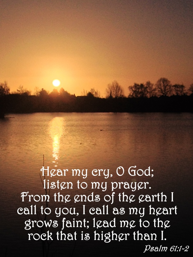 Psalm 61:1-2
