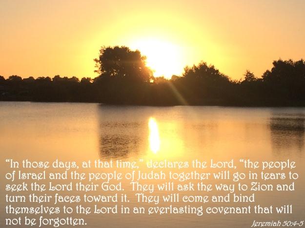 Jeremiah 50:4-5