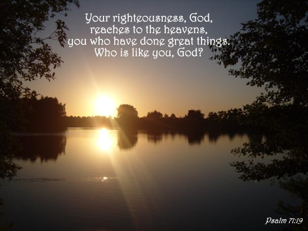Psalm 71:19