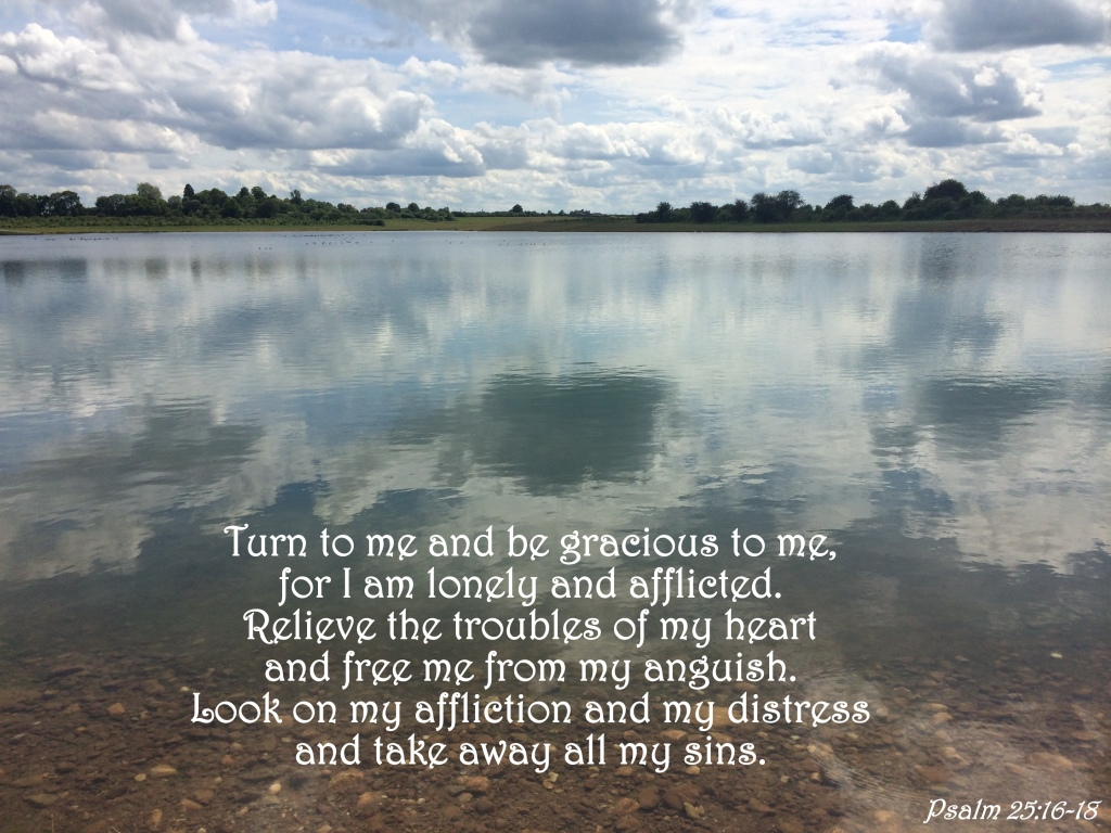 Psalm 25:16-18